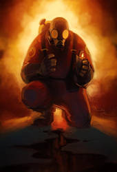 Pyromania by TheMinttu