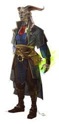 Inquisitor Adaar by TheMinttu