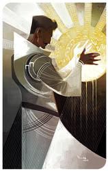 Dorian - The Sun by TheMinttu