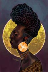 Queen by TheMinttu