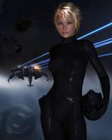 EVE Online - Asana Keikira by knight776