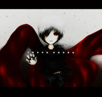 Tokyo Ghoul by pinedalomboy