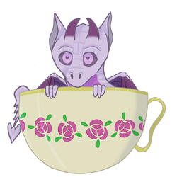 Cuppa Spiral by bbccbre