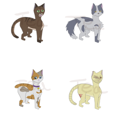 Cat adopts 1 (4/4) by bbccbre