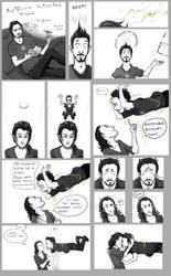 Tony has a Loki Sense by Batwynn