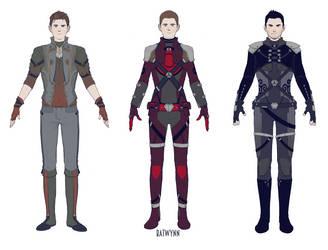 Outfit Designs by Batwynn