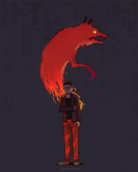 Nine Tails by Batwynn