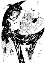 Avi_Art_Couple_01 by eitho