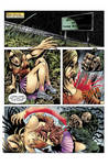 Slasherville Page 1 by powerbomb1411