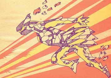 ROJANGU attack! by PlanktonCreative