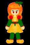 Christmas bell girl adopt [OPEN] by Yasiku
