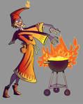 Zork- BBQ Master by Zubby