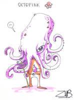 Gen Con- Octopink by Zubby