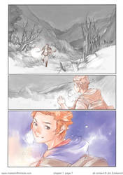 Makeshift Miracle Chap1 Pg7 by Zubby