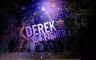 Derek Fisher Wallpaper by IshaanMishra