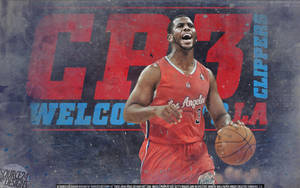 Chris Paul CP3 Clippers Wallpaper by IshaanMishra