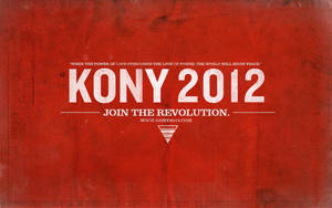 Kony 2012 Wallpaper by IshaanMishra
