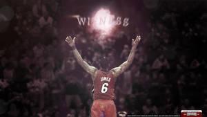 LeBron James MVP Wallpaper NBA Finals by IshaanMishra