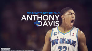 Anthony Davis Hornets Wallpaper by IshaanMishra