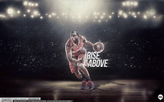 Chris Paul Wallpaper by IshaanMishra