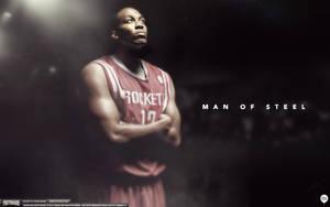Dwight Howard Houston Rockets by IshaanMishra
