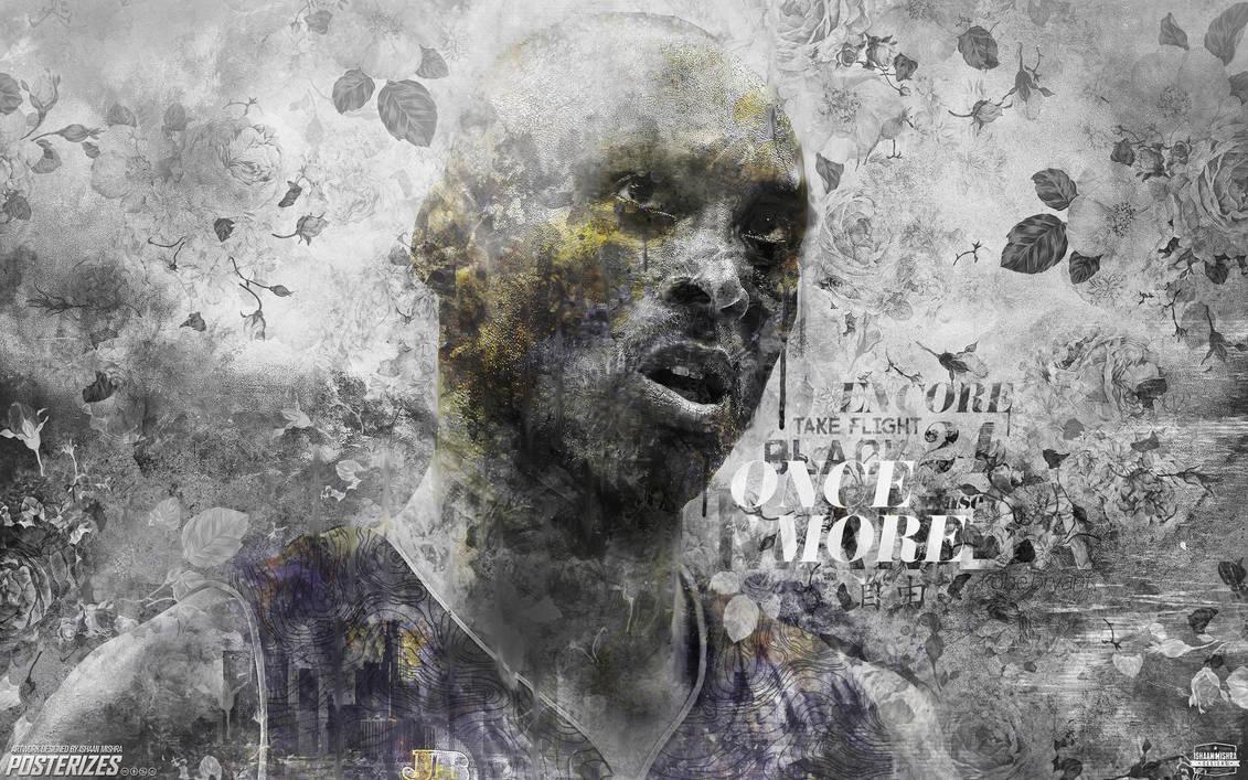 Kobe Bryant Encore by IshaanMishra