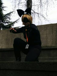 Sakuracon 2016: Cat Noir Cosplay-Ready to Go! by SOULREAPER-AngelGirl