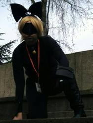 Sakuracon 2016: Cat Noir Cosplay-On Guard Duty... by SOULREAPER-AngelGirl