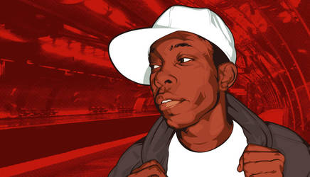 Dizzee... It's Showtime by remote72