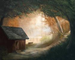 Cabin by sgl17