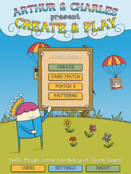 Create And Play by moopf