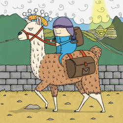 Arthur and Charles Adventure Diary 5 by moopf