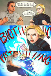 Biotic Fisting by CrystalGrazianoArt