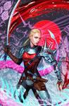 Knightlife by CrystalGrazianoArt