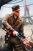 Maccready by CrystalGrazianoArt