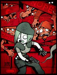 Jill, Watch Out! by DEMODANZA