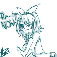 RIN-CHAN, NOW!!! by RenAkine