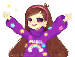 .: Mabel :. by Vicle-chan