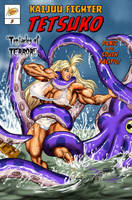 KFT cover - Tentacles of Terror by DavidCMatthews