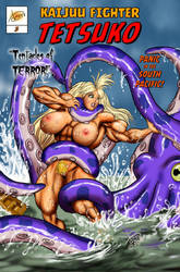 KFT cover - Tentacles of Terror NSFW variant by DavidCMatthews