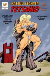 KFT vs Monolith Man - Patreon teaser by DavidCMatthews