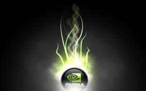 nvidia glow by invaderjohn
