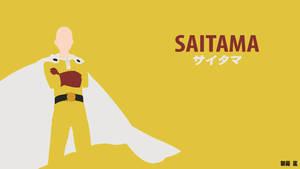 ONE PUNCH MAN : Saitama minimalist by AsagiriArashi