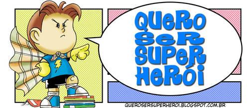 Wanna be a super hero! by marciocabreira