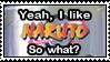 Naruto stamp by Okami-Moony