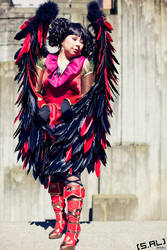 Aion: Wings of Love by Perzypoo