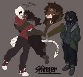 Skinner by KelCasual