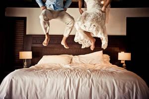 wedding jump by melmills