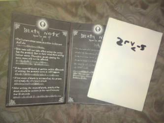 Death Notes by SethPDA