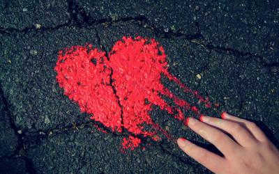 Broken heart by SethPDA